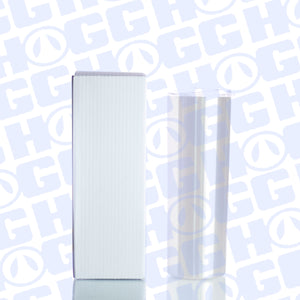 BLANK WHITE GIFT BOXES FOR SKINNY 20oz and 30oz TUMBLERS