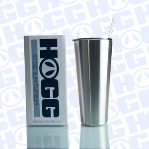 32oz SLIM TUMBLER W/ STRAW