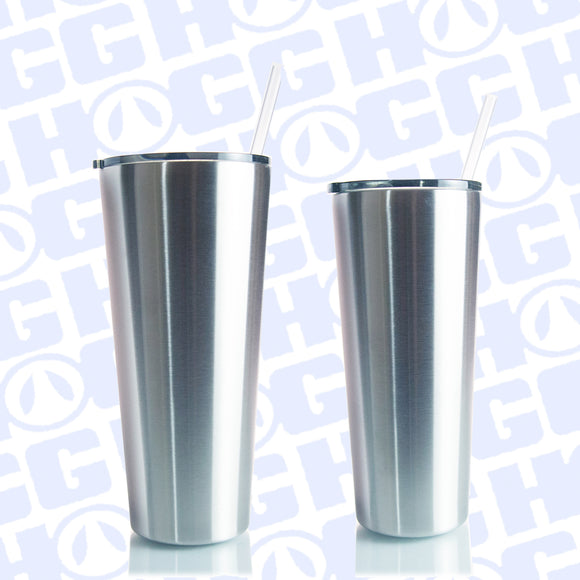 SLIM BUNDLE - 32OZ SLIM & 22OZ SLIM W/ STRAWS - 12 OF EACH (24 units)