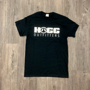 HOGG T-SHIRT - BLACK