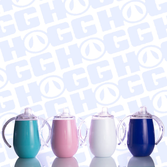 ***CLOSEOUT*** 8oz TRAINER SIPPY CUP - COLORS