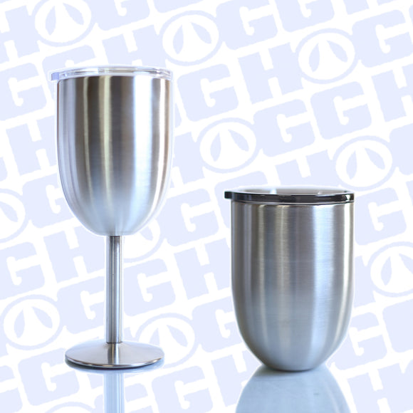 WINE GLASS STEM AND STEMLESS BUNDLE (24 UNITS)