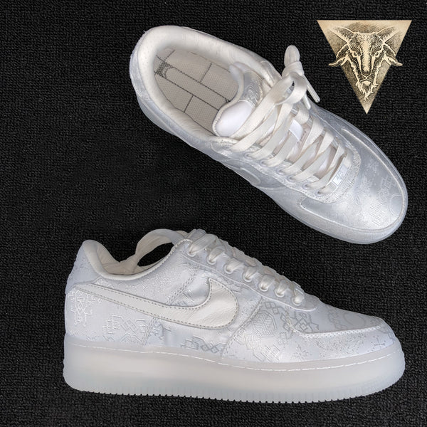 outlet store c3512 86870 Air Force 1 Low - CLOT 1WORLD (2018) – X-Level
