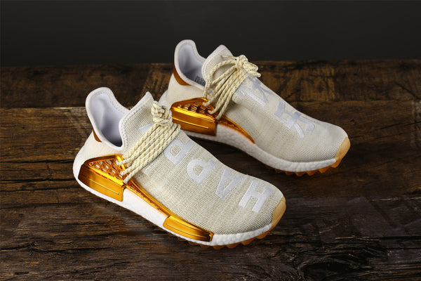 wholesale dealer 2a8e5 6cbe3 Human Race - China Pack Happy (Gold) – X-Level