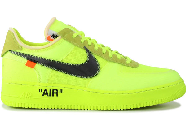 new style b5716 b1b43 Air Force 1 Low - Off-White (Volt)