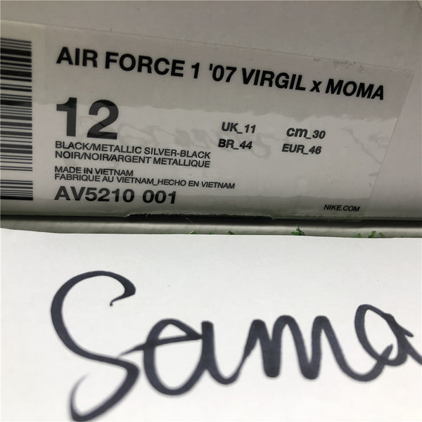 5b8cff40f277b Air Force 1  07 - Off-White (Virgil x MoMA) – X-Level