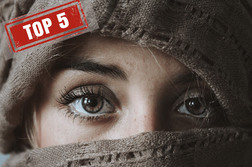 Top Five Enemies That Cause Sagging Skin And Dark Circles
