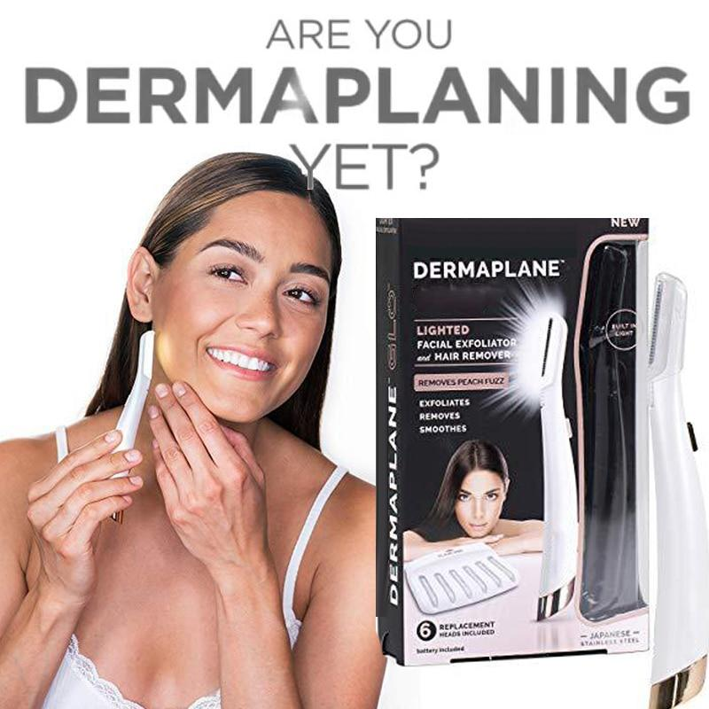 Multipurpose Exfoliating Dermaplane Glo by Sparkycare - Sparkycare