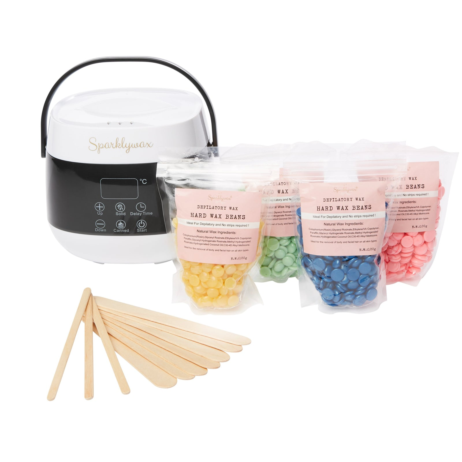 Sparkly Home Wax Kit