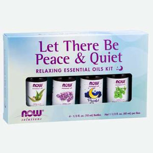 Essential Oil Set - Let There Be Peace & Quiet