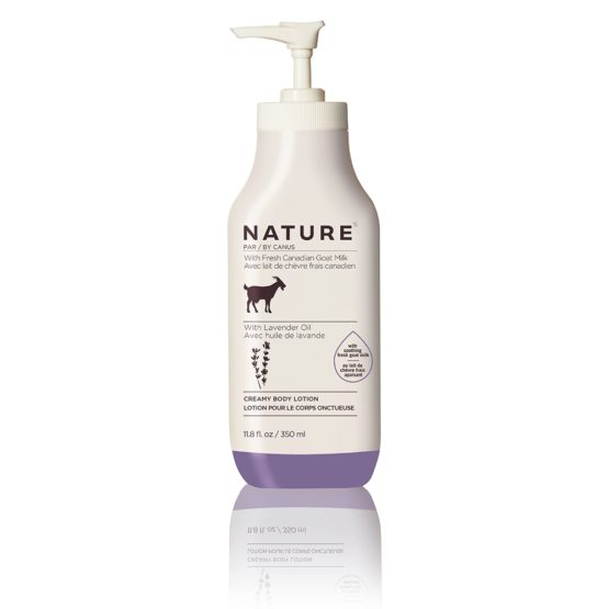 Nature Body Lotion - Lavender Scent