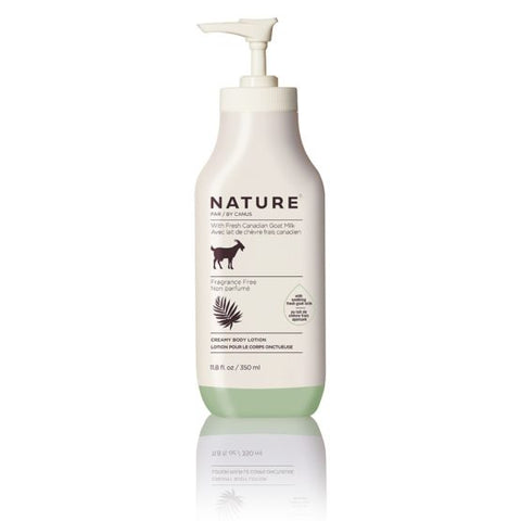 Nature Body Lotion - Fragrance Free