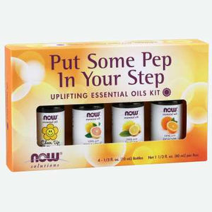 Essential Oil Set - Put Some Pep In Your Step