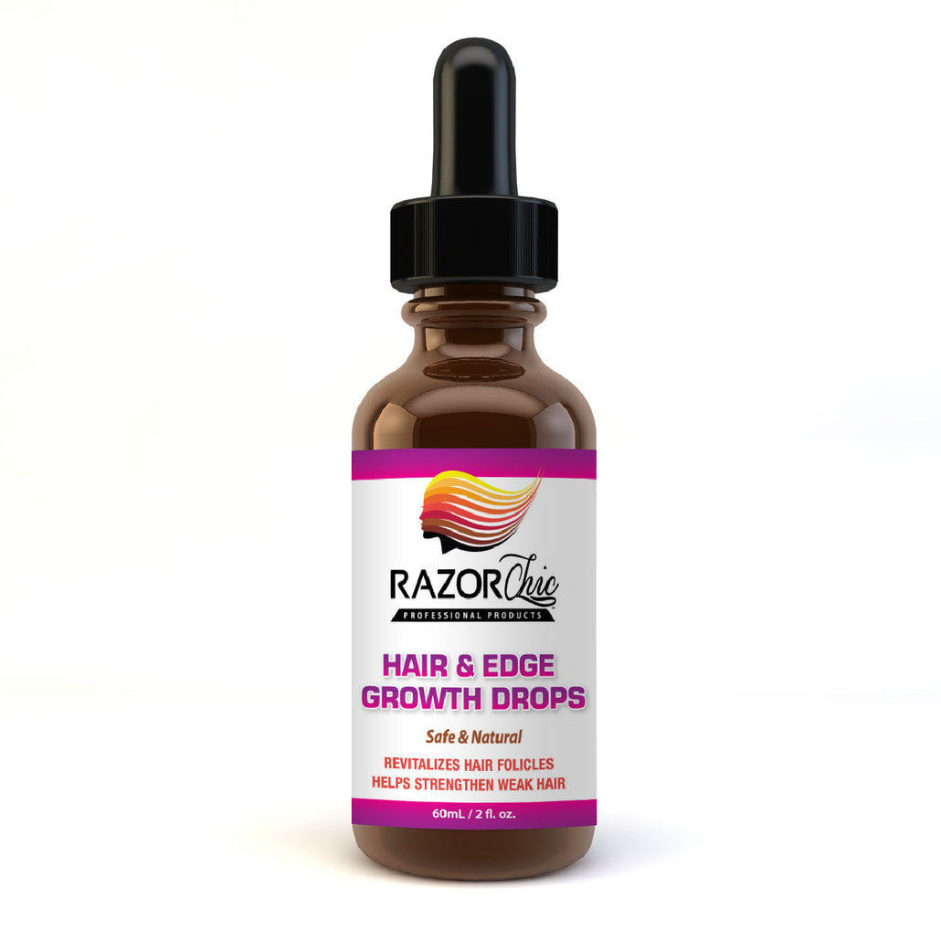 Razor Chic Hair & Edge Growth Drops