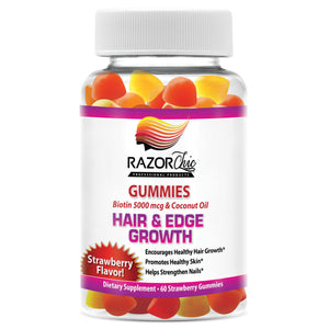 Razor Chic GUMMIES (NO Additives or Fillers)