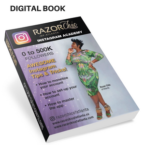 How To Grow Your Instagram Followers (PAPERBACK BOOK)