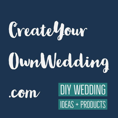 Create Your Own Wedding.Com