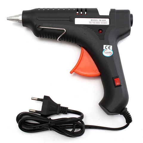 100W Heating Hot Melt Glue Gun