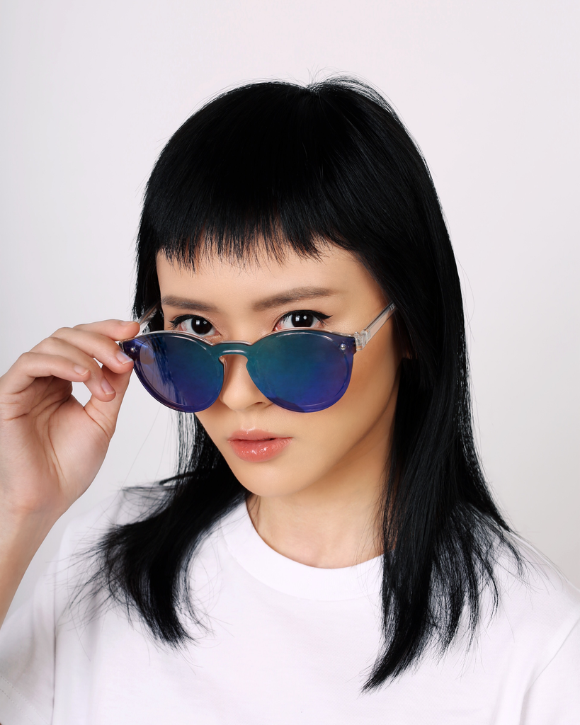 Eighth Will Aura Cat Eye Sunglasses