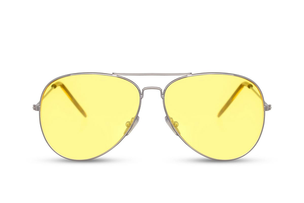 EIGHTH WILL CARRIE AVIATOR SUNGLASSES