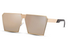 EIGHTH WILL DIVA WIDE FRAME SUNGLASSES
