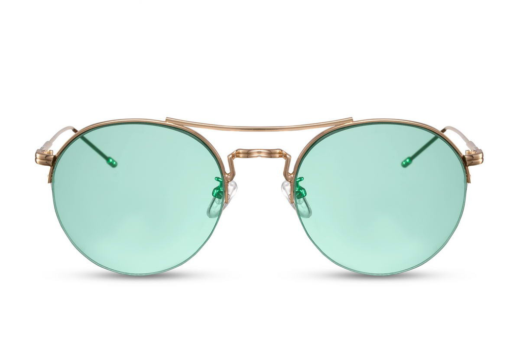EIGHTH WILL POISON IVY AVIATOR SUNGLASSES