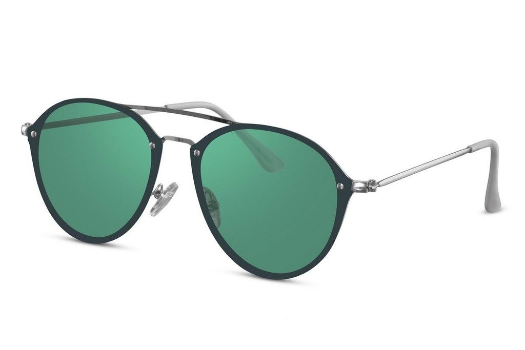 Eighth Will Justin Aviator Sunglasses