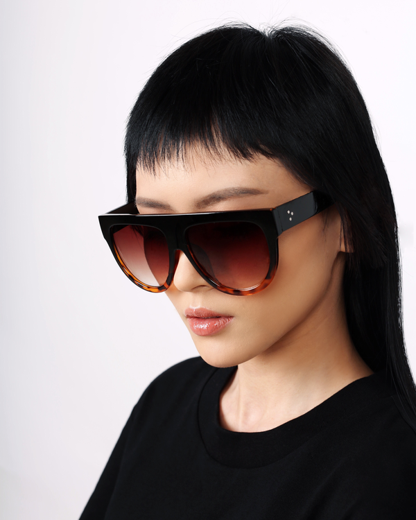 Eight Will Kayla 2.0 Oversized Sunglasses