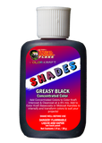 SHADES</br>Concentrated Color Greasy Black