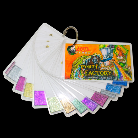 Diamond Pearl Chip Deck