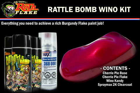 RATTLE BOMB KIT<br />Wino Kit