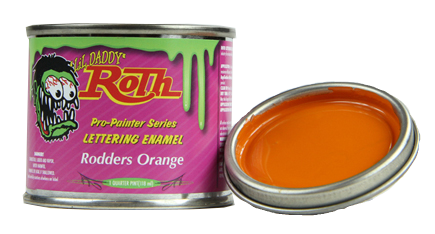 Rodder's Orange