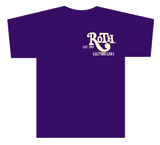 Custom Cars T-Shirt Purple