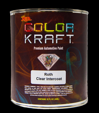Roth Intercoat<br/>Quart