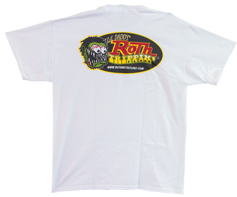 Roth  Logo T-Shirt White