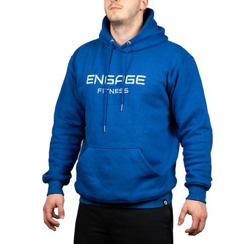 Classic Hoodie Royal Blue Unisex