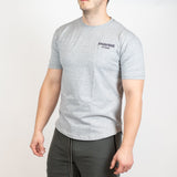 Male Premium Tee Heather Grey