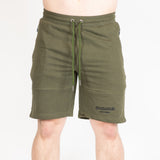Male Premium Shorts Military Green