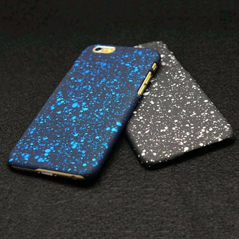 3D Stars Ultrathin Frosted Phone Case