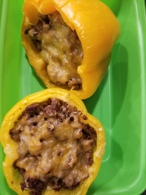 beef stuffed pepper best meal delivery