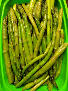 grilled asparagus  best meal delivery