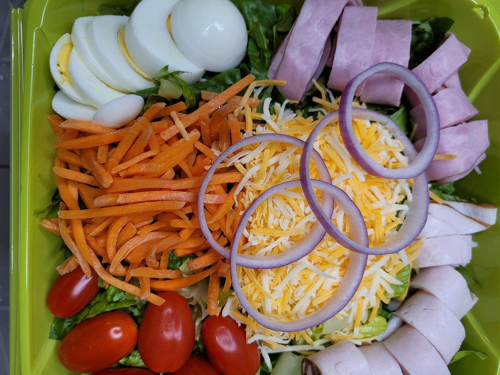 chef salad  best meal delivery