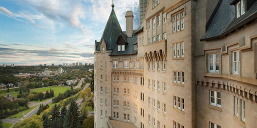 Partner Spotlight: Fairmont Hotel Macdonald