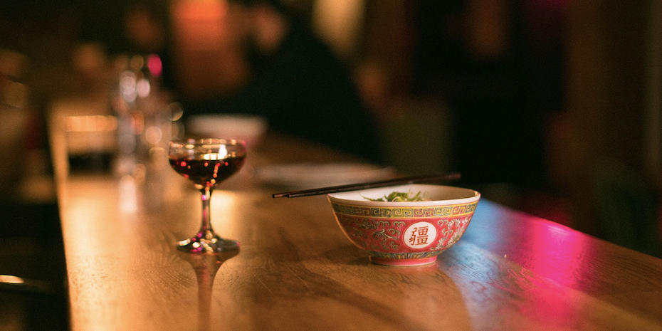 Bitters at Baijiu - Cocktail Competition