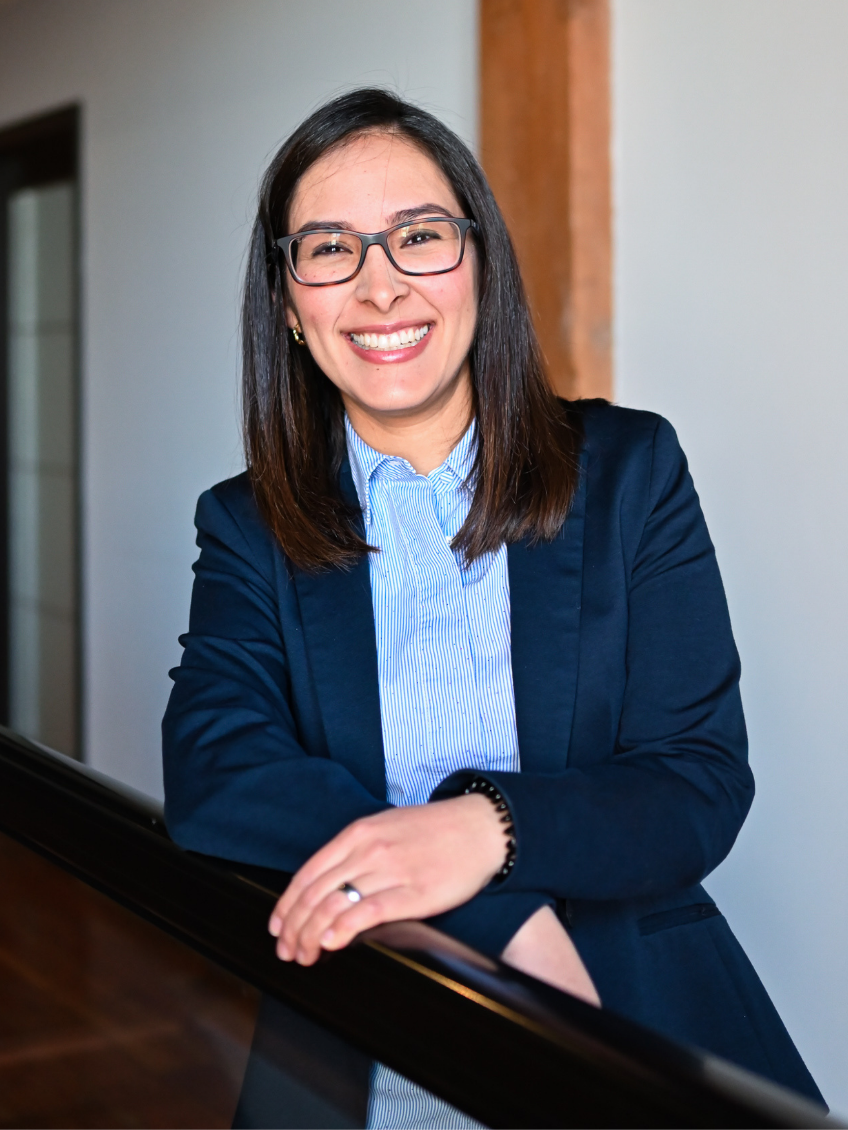 Eileen Santos, Production Manager of Token Bitters