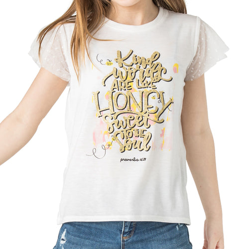"LILLIAN ""Kind Words"" Top"
