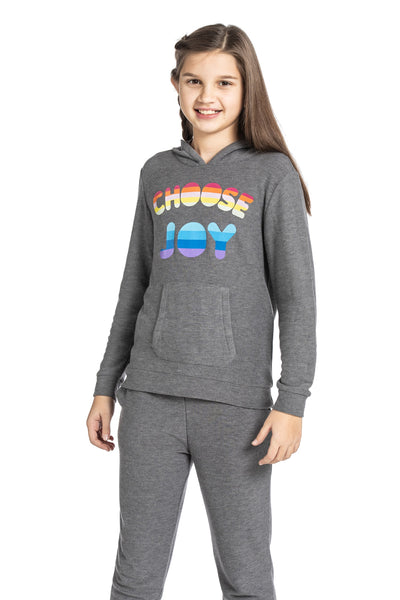 "AYRA Buttery soft ""Choose Joy"" Hoodie"
