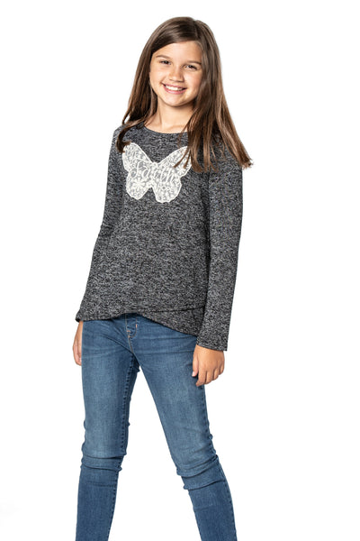 "RIANNA ""FAITH"" Butterfly Top"
