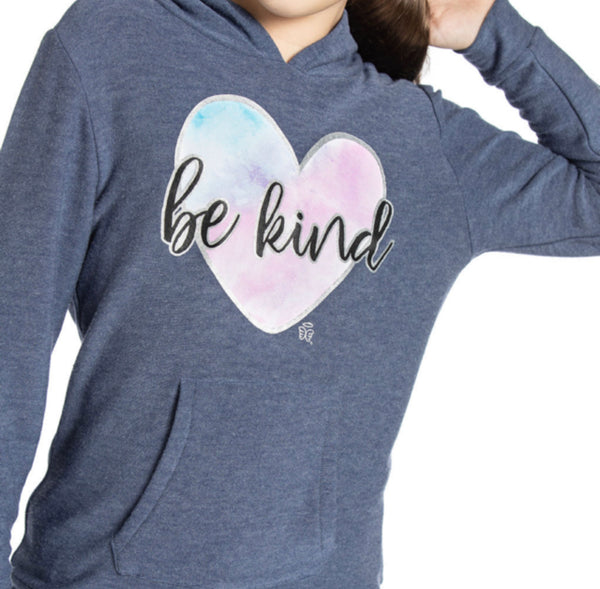 "AYRA Buttery soft ""Be Kind"" Hoodie top"