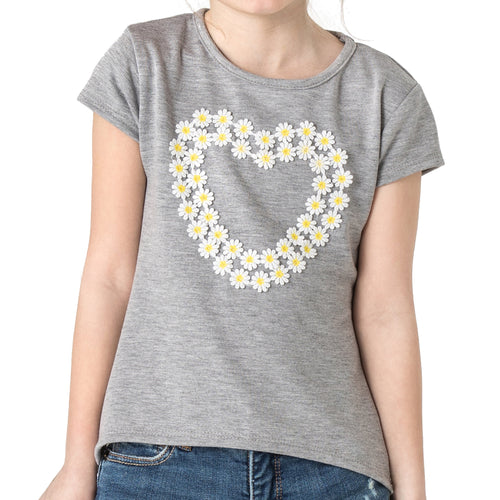 SHELBY Daisy Heart Top